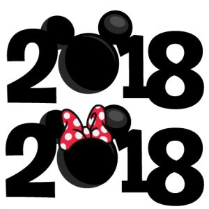 2018 Mouse Titles SVG