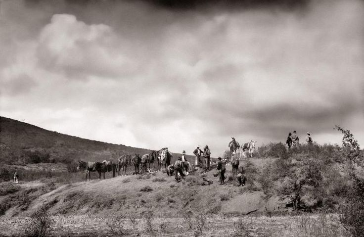 Montería en Toledo [paisaje] Diego González Ragel Toledo, 1925-1935