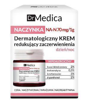 Bielenda, Dr Medica Naczynka, krem redukujący zaczerwienienia na dzień i noc, 50 ml-Bielenda