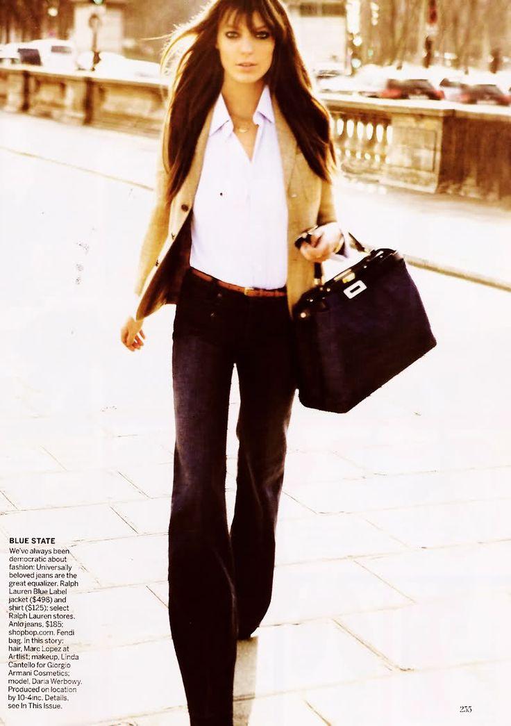 Ralph Lauren. Vogue.