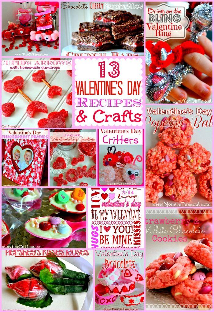 248 best Valentine\'s Day images on Pinterest | Valentine crafts ...