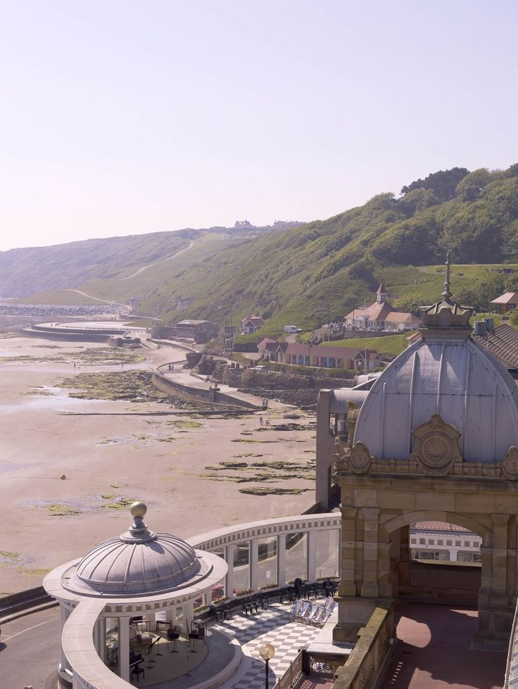 Suncourt at the Spa, Scarborough, Yorkshire, UK. I am very proud to say that we got married there!