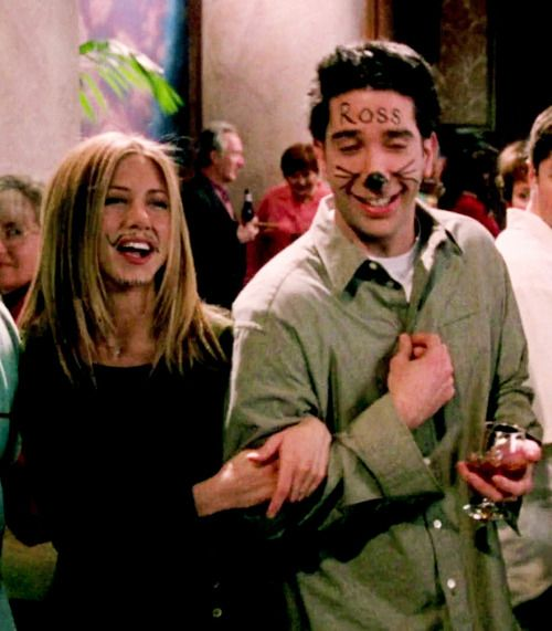 187 Best Images About Ross And Rachel On Pinterest
