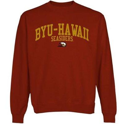 BYU Hawaii Seasiders Team Arch Sweatshirt