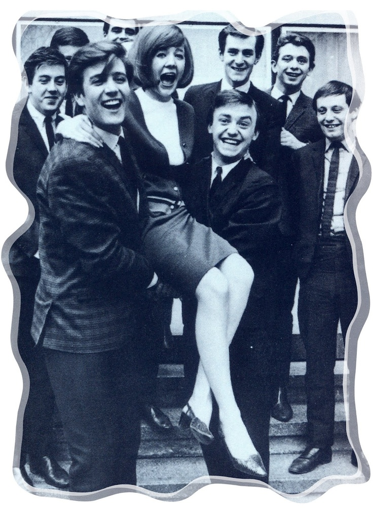 Cilla Black With Billy J. Kramer & The Dakotas & Gerry and the Pacemakers