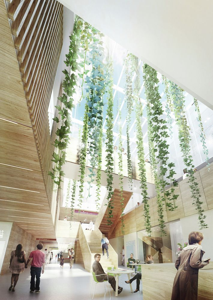 Gallery - aarhus Designs Revolutionary Proton Therapy Center for Denmark - 5