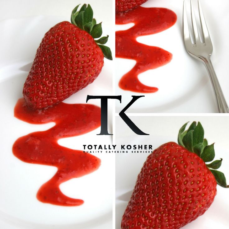 Its always a great day when its FRIDAY!!  #TotallyKosher #FridayFunDay #Strawberry #Kosher