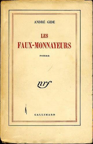 André Gide (1869 - 1951), les faux monnayeurs, Vogage en Afrique, Retour d'URSS