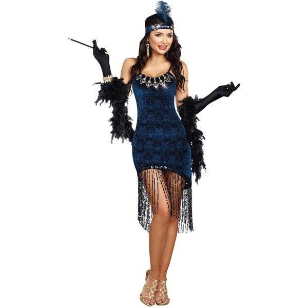 Best 25+ Flapper halloween costumes ideas on Pinterest | Vintage ...