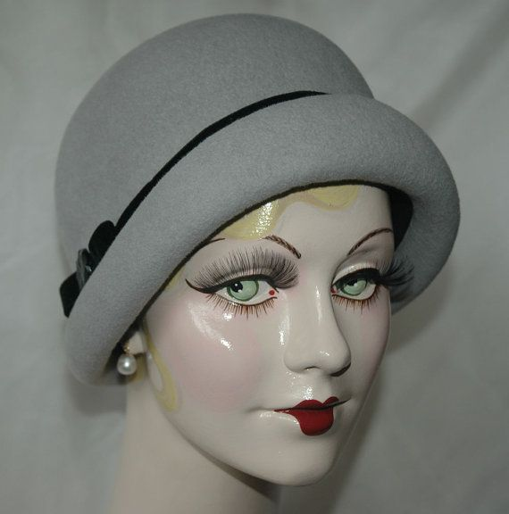 25 best ideas about 1920s hats on vintage