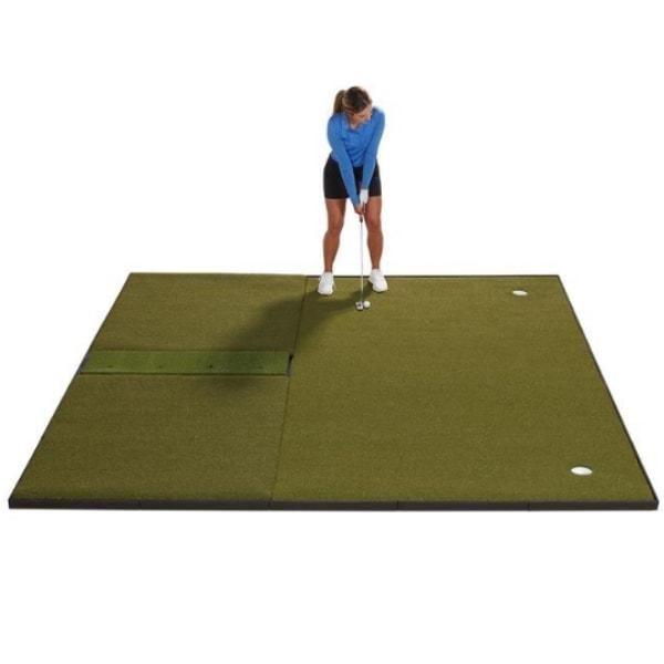 Pin On Golf Simulator Mat