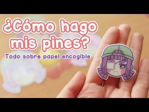 ¿Cómo hago mis pines? Todo sobre el papel encogible