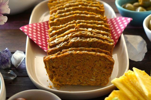 natural real food pumpkin bread2
