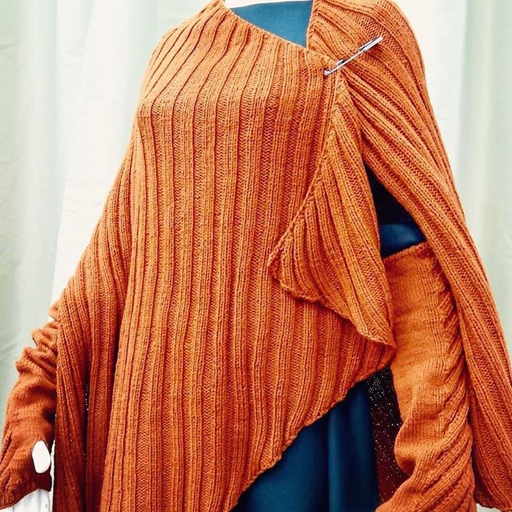 """The overcast sky and the first coolness becoming increasingly reminiscent of the approaching autumn. But in the presence of a knitted Cape """"Molnia"""" from the Russian designer NiKA, which will protect you from the cold and give a cozy, warm mood. Available all sizes shipping worldwide. But if you are in Moscow, waiting for you for a fitting #russian #russianlooklm #russianfashion #russiandisigners #lookmagazine #fashion #fashionlo..."""