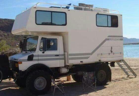 unimog camper unimog campers pinterest campers. Black Bedroom Furniture Sets. Home Design Ideas