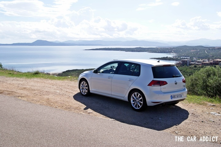 The Car Addict Autoblog: Testing the new Volkswagen Golf 7