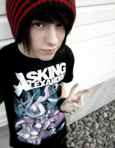 Emo Teen Guy 84