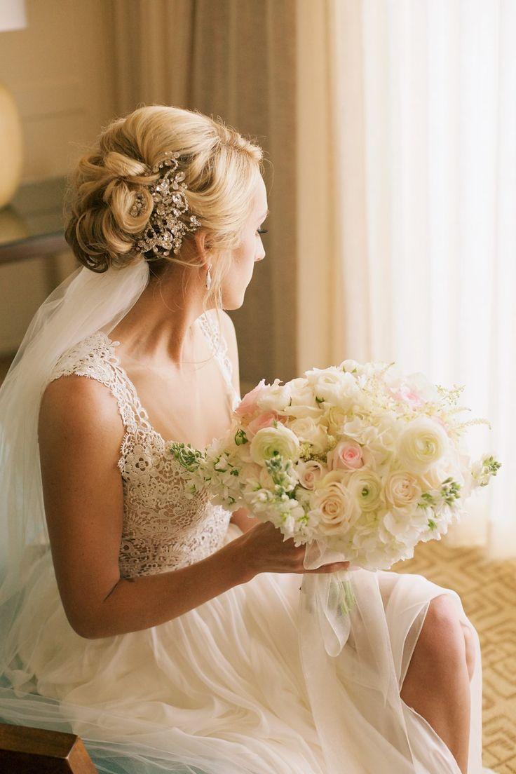 34 best Wedding Hair Inspiration images on Pinterest ...