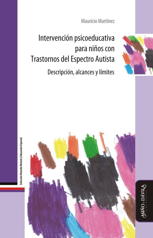 Intervención psicoeducativa para niños con TEA