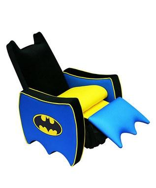 Batman Recliner-Terri...Brody needs this in his room!!