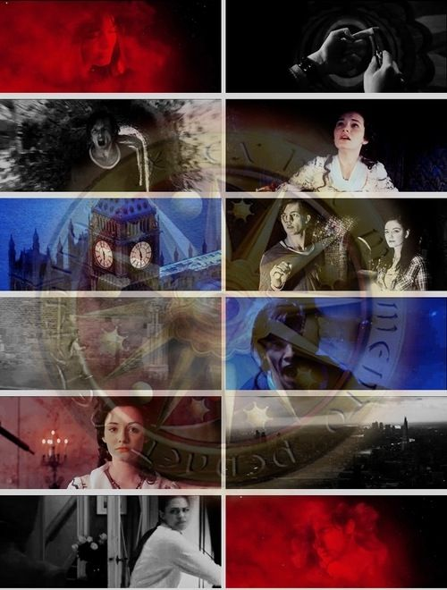 Rubinrot/Ruby red/ rubí movie Gwendolyn Shepherd Gideon de Villiers -We heart it
