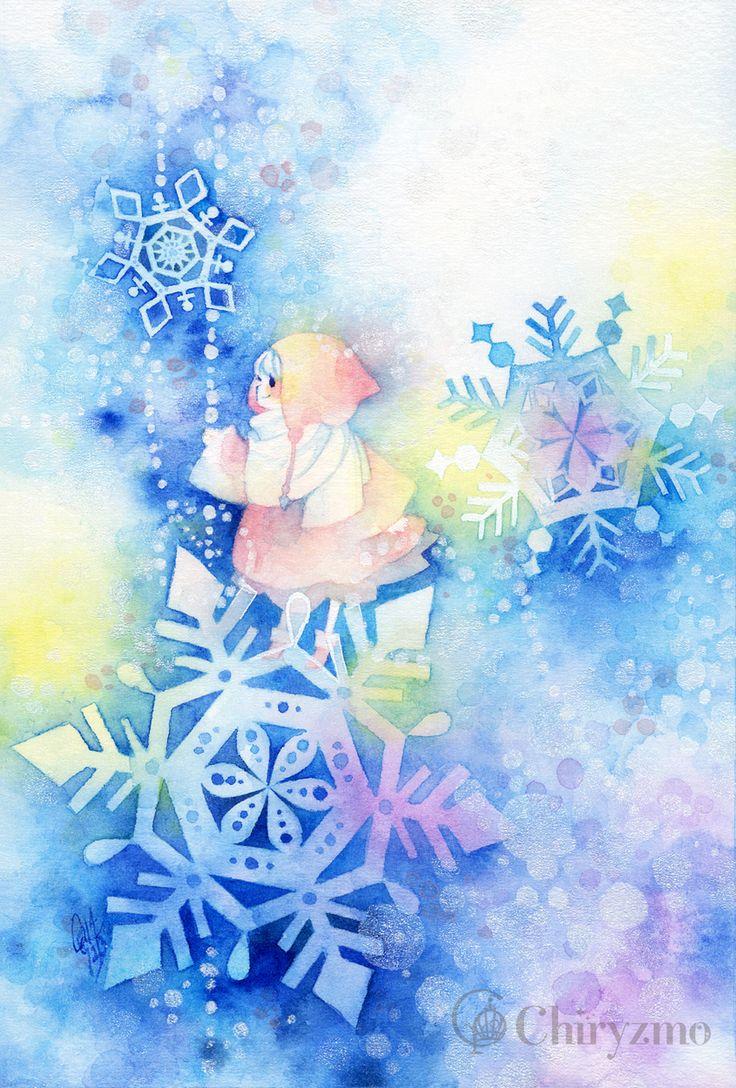 雪や、こんこ ヒヅキカヲル〈Works〉