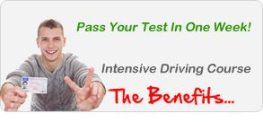 Pass your test in one week