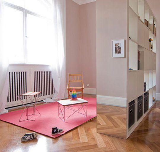 Glamorous Studio Apartment Ideas: 17 Best Ideas About Bookshelf Room Divider On Pinterest