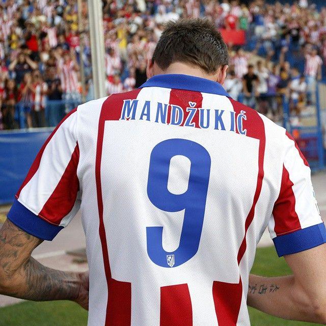 Mario Mandzukic - Atlético de Madrid / Croatia
