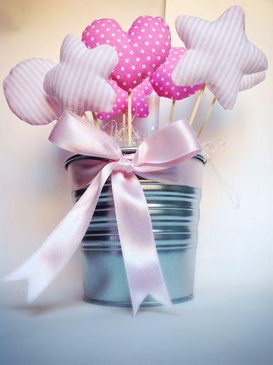 bouquet di stoffa - lecca.lecca