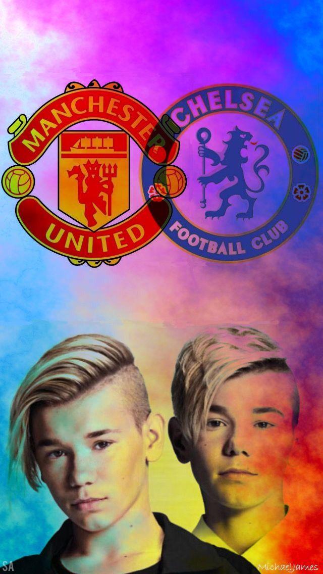 Manchester United & Chelsea❤️how it was:)