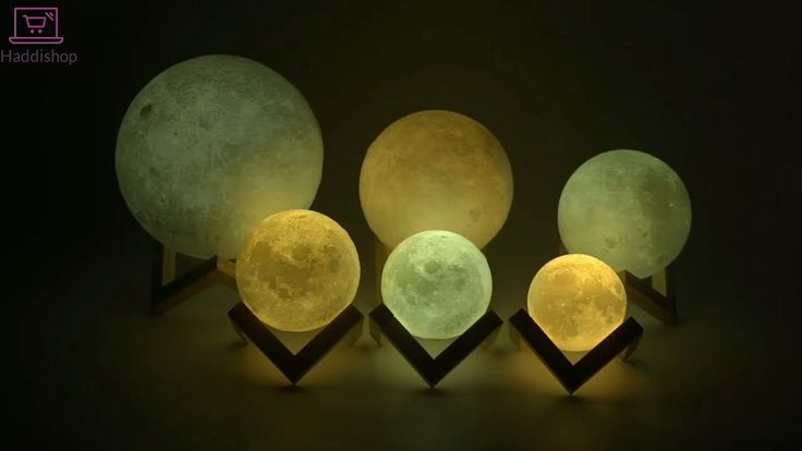 Mondlampe Nachtlicht 3d Nachtlicht Mond Lampe Lampen