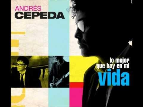 Andrés Cepeda-Corre Tiempo