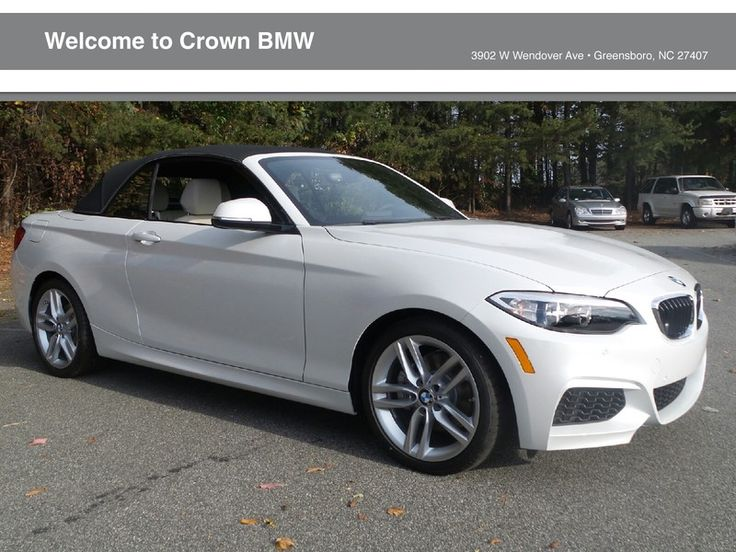New 2016 Bmw 228i For Sale In Greensboro Nc Bmw Greensboro Nc Greensboro
