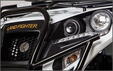 LandFighter Quad / ATV