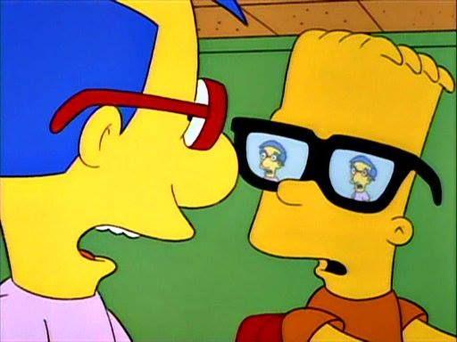 The Last Temptation of Homer Simpson - Season 5.