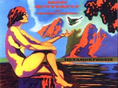 IRON BUTTERFLY... Metamorphosis..     (Full Album)
