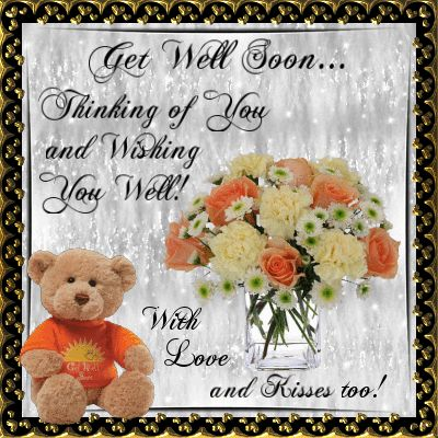 Everyday Cards/Get Well Soon section. Send this ecard to your friends & family when they are ill or feeling down. Permalink : http://www.123greetings.com/general/getwell/flowers_with_love_1.html