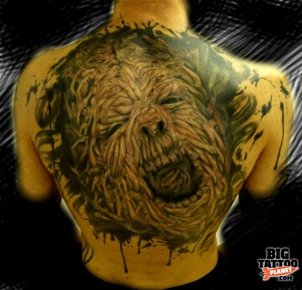 175 best images about horror tattoos 4 on pinterest for Gerald green tattoo