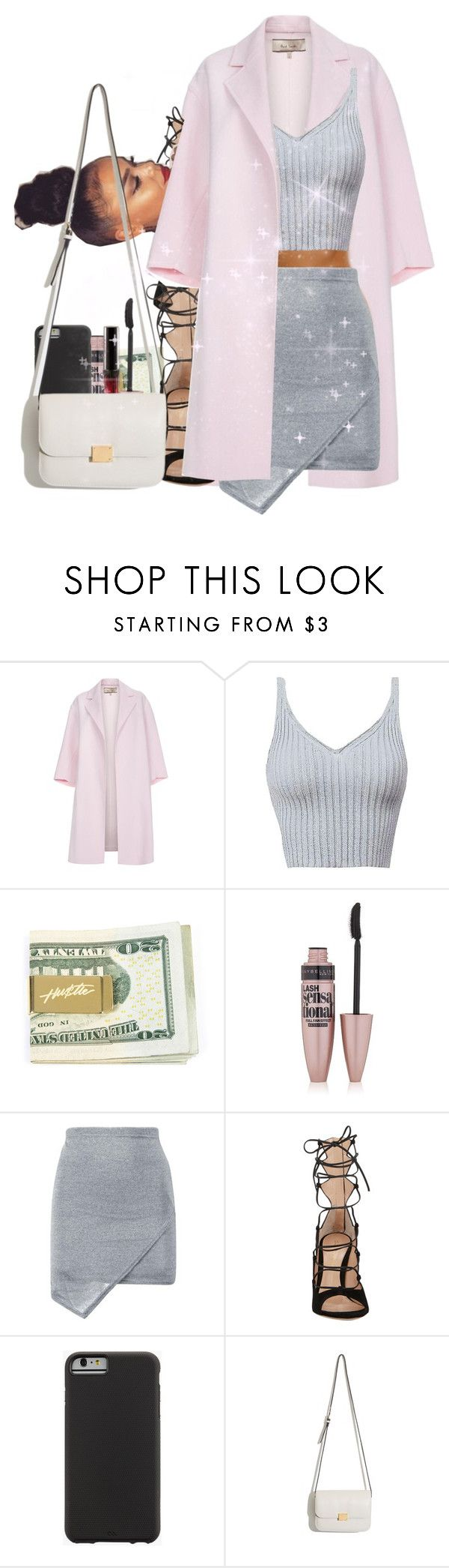 """rewards"" by bfamily ❤ liked on Polyvore featuring Paul Smith, Maybelline, Gianvito Rossi and Case-Mate"