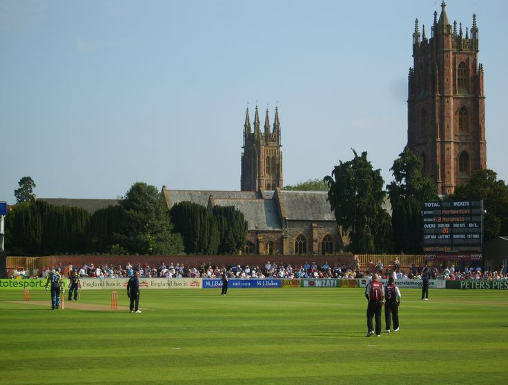 County Ground, Taunton