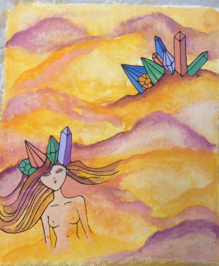 Atardecer en el mundo / loliroberts.blogspot.com