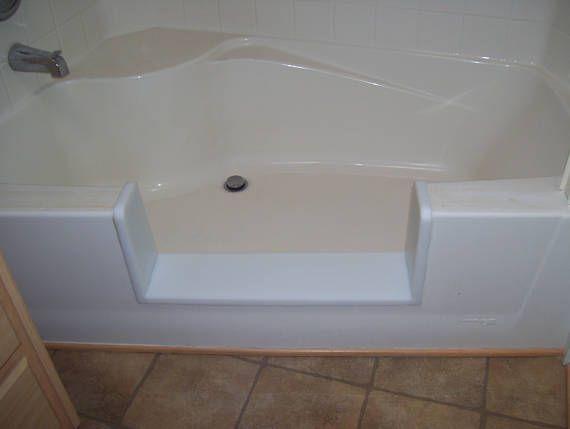 Custom GARDEN TUB   Bathtub To Walk In Shower Conversion Kit