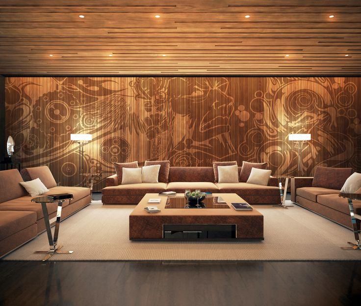 Цокольный этаж - Галерея 3ddd.ru