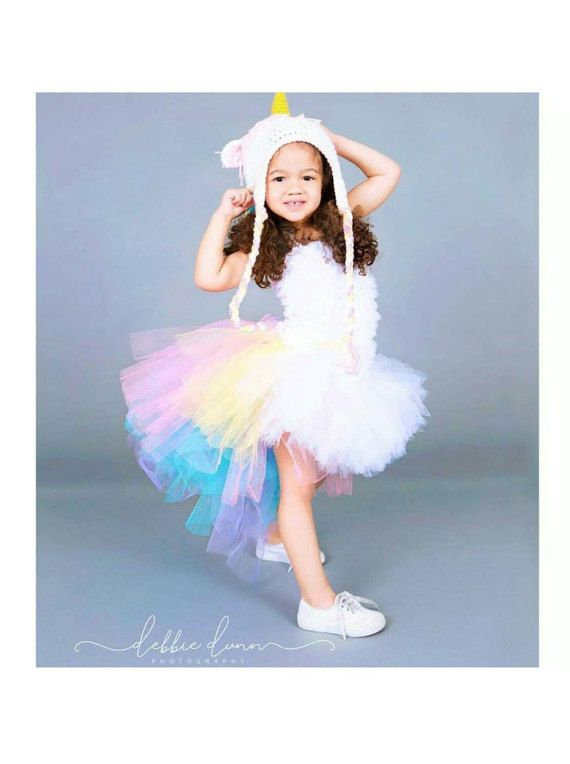 Check out this item in my Etsy shop https://www.etsy.com/listing/468019407/unicorn-tutu-halloween-tutu-rainbow-tutu