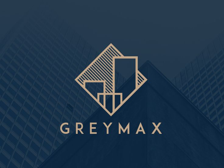 An update to the Greymax logo - removed some of the symbolism in favour of a more geometric, abstract shape.