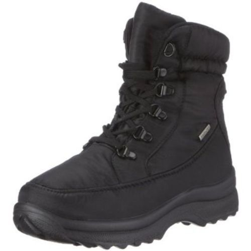 Womens New Black Romika Colorado 186  Snow Waterproof Lace Up Ankle Boots UK 3-7  Lovely warm winter boots!