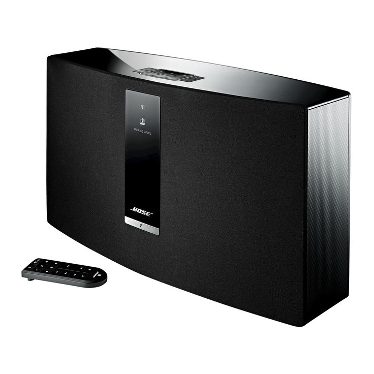 Bose SoundTouch 30 Series Iii wireless music system - Black (738102-1100)