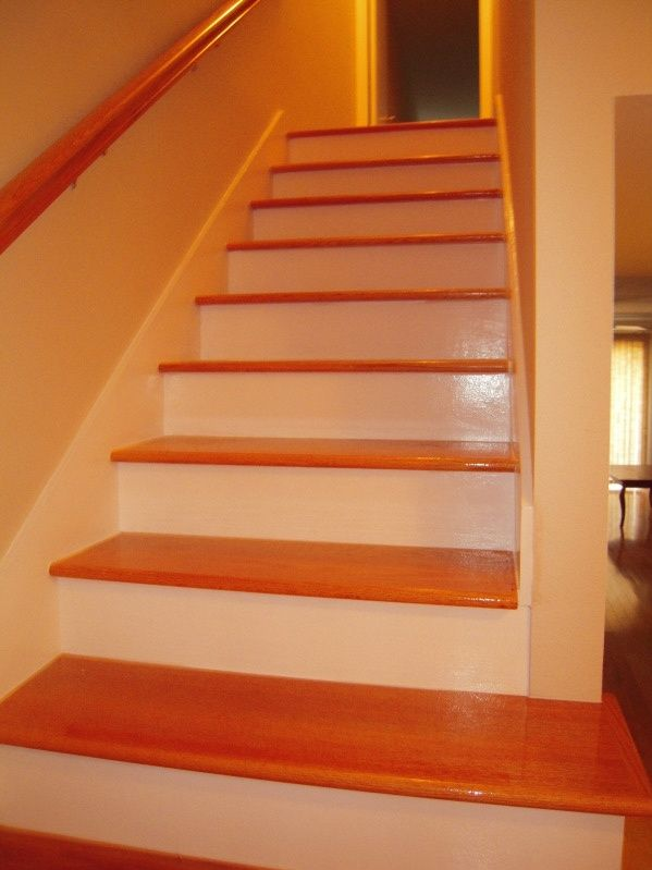 How To Tighten A Loose Staircase. Stairs RepairBasement ...