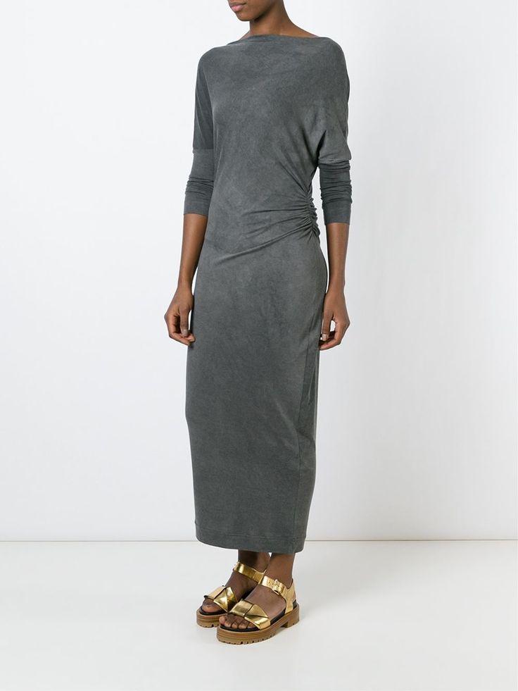 Vivienne Westwood Anglomania трикотажное платье с вырезом-лодочкой